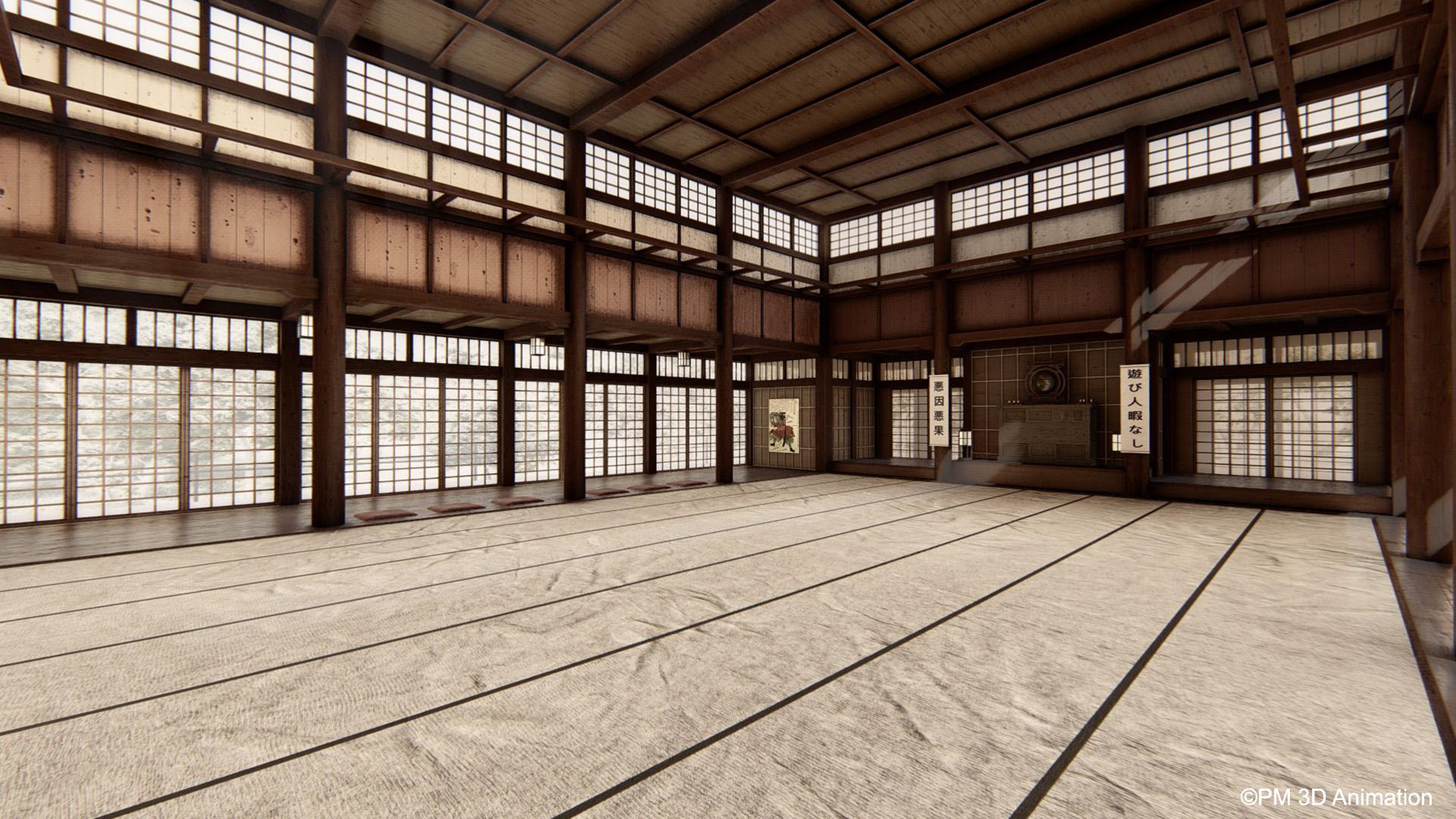 DŌJŌ 道場