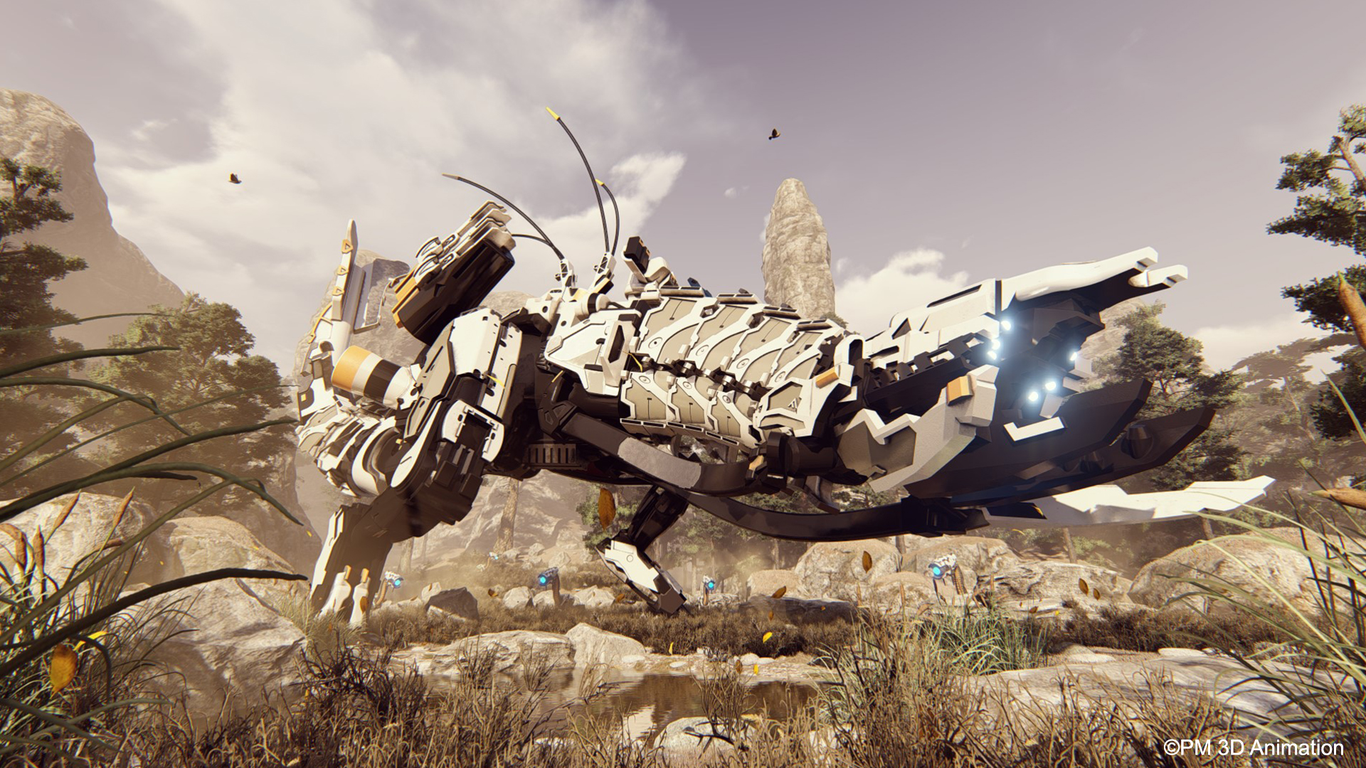 Horizon Zero Dawn - Thunderjaw