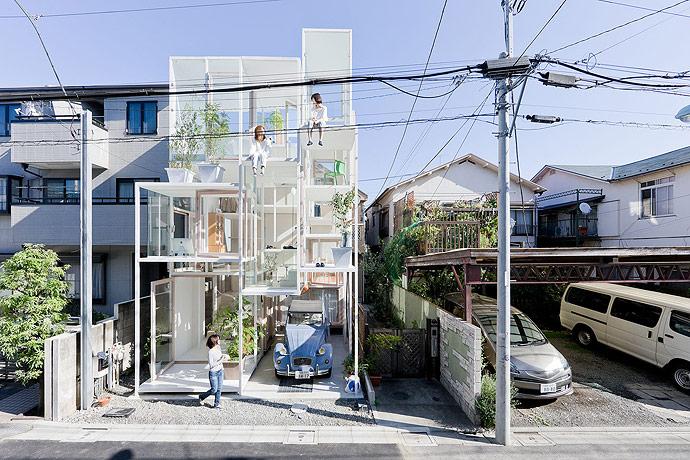 Photo House NA Sou Fujimoto