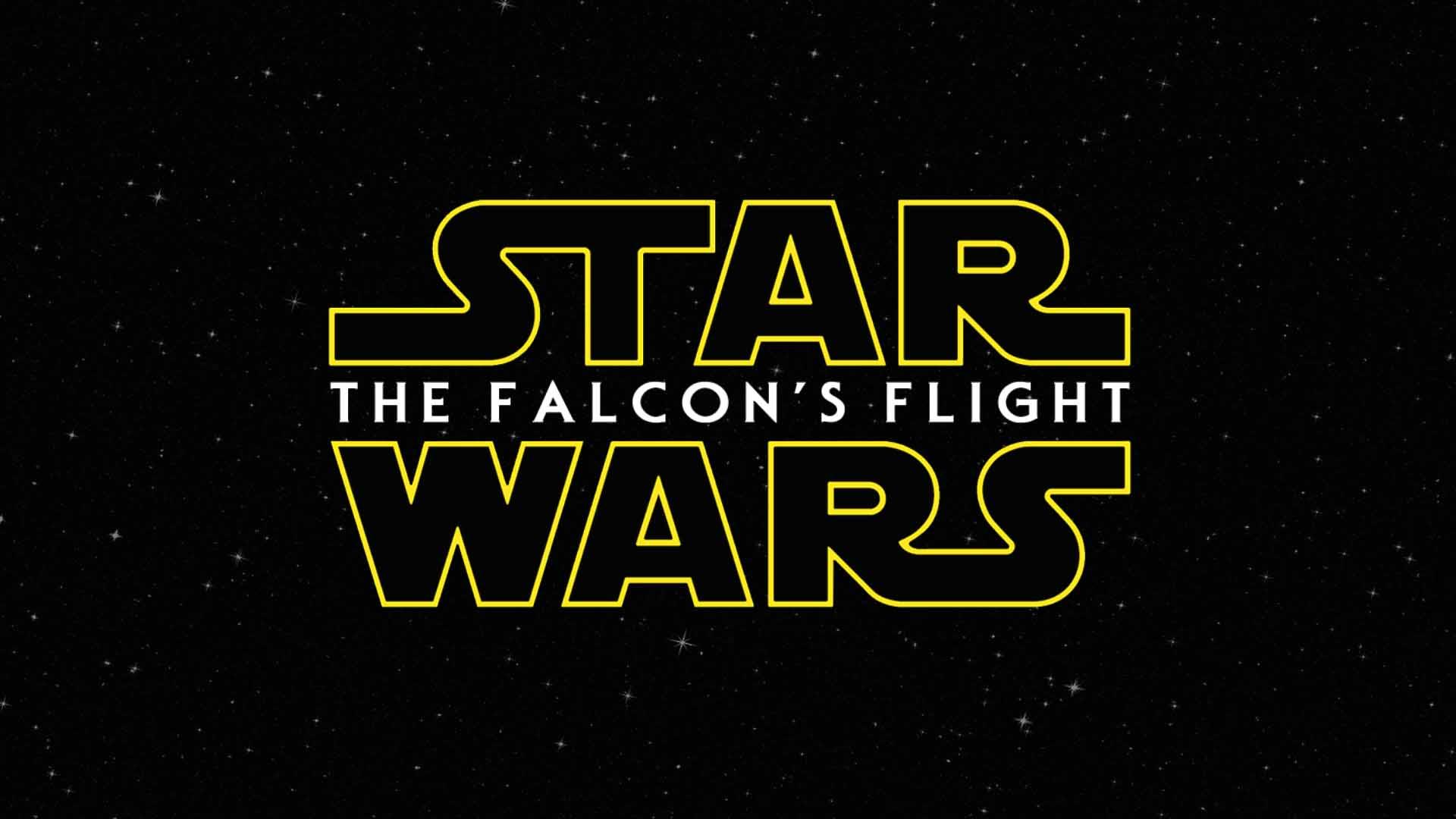 Star Wars l'Envol du Faucon