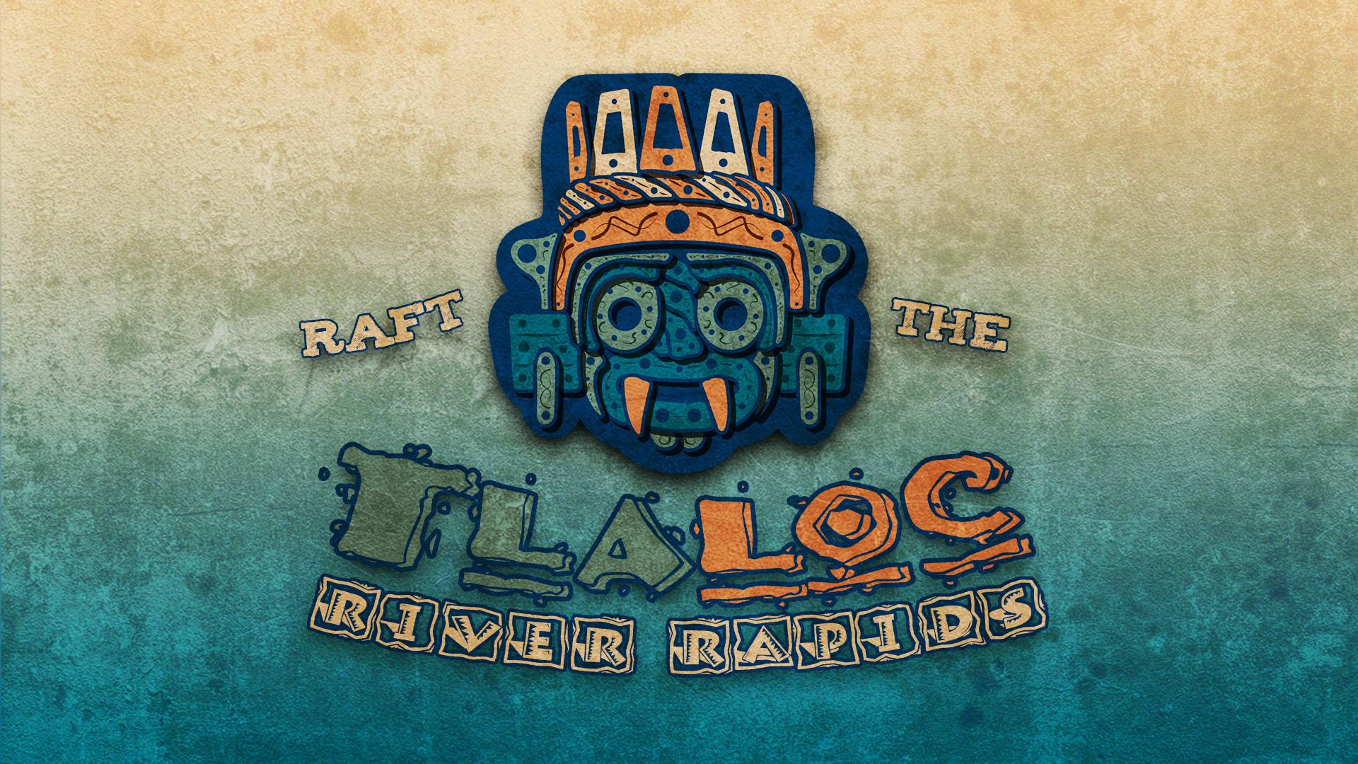 Tlaloc River Rapids