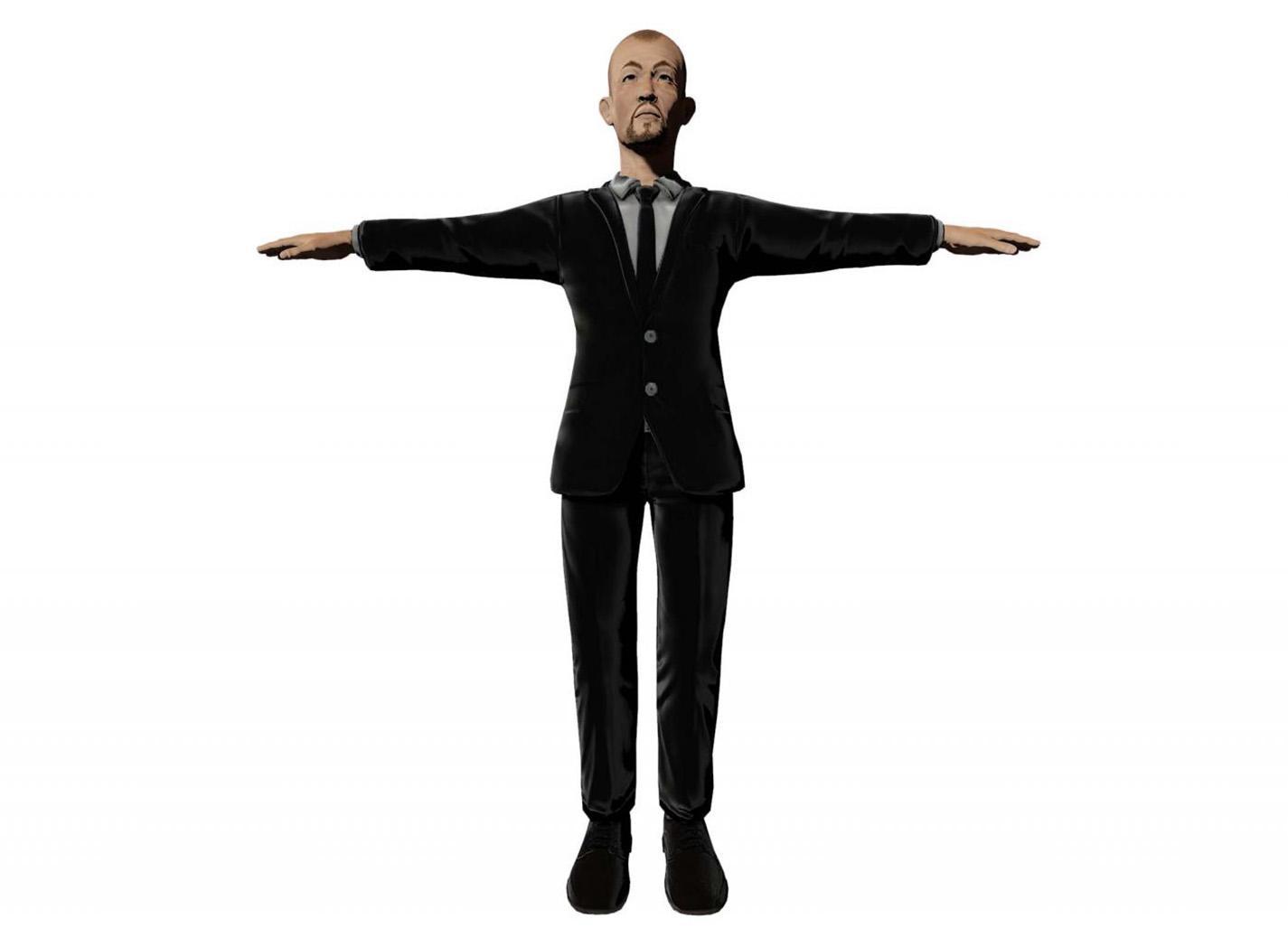 Yakuza modèle 1