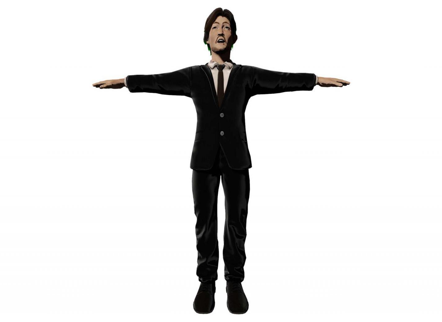 Yakuza modèle 3