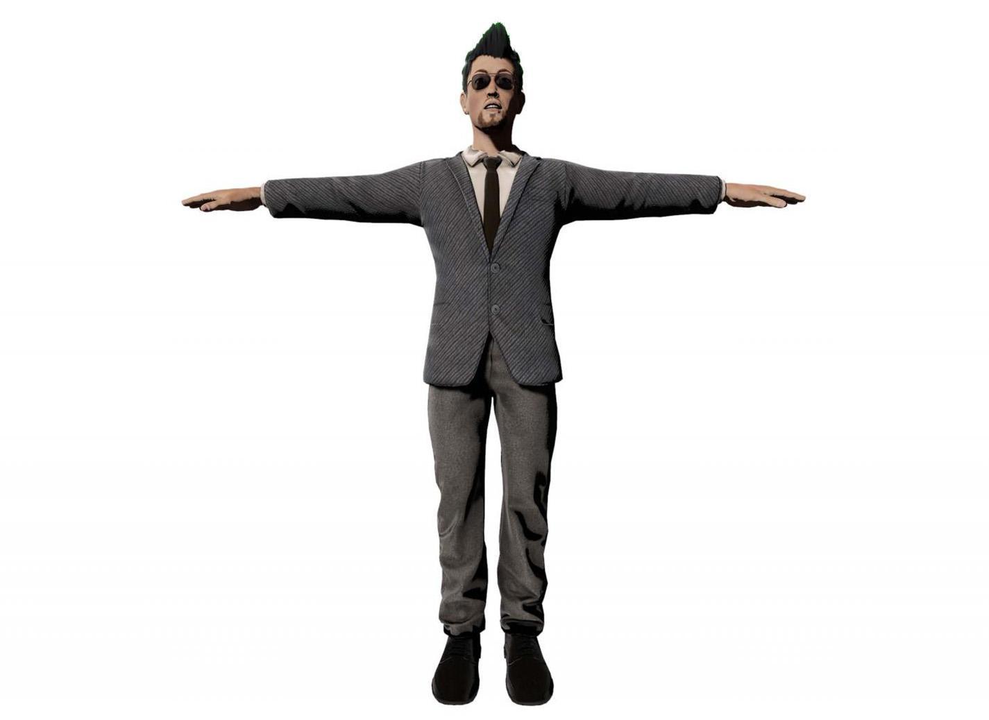 Yakuza modèle 4